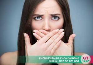 Khí hư có mùi hôi biểu hiện của bệnh gì?