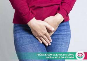Tiểu buốt ở nữ và cách điều trị hiệu quả