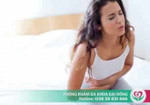 Triệu chứng nhận biết bệnh viêm buồng trứng