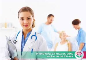 Phòng khám phá thai quận Tân Phú uy tín