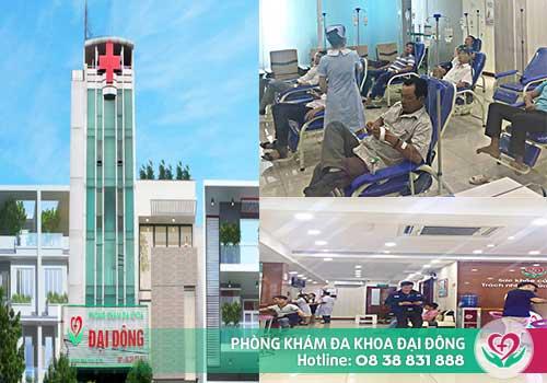 Phòng Khám Đa Khoa Đại Đông - Địa chỉ khám chữa đi cầu ra máu được nhiều người tin tưởng