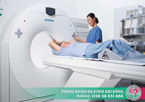 Điều trị đau tinh hoàn trái bằng máy móc hiện đại tại Đa Khoa Đại Đông
