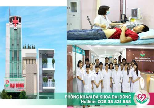 Phòng khám Đa Khoa Đại Đông - Địa chỉ khám chữa bệnh uy tín cho mọi nam giới