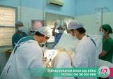 Phòng khám chuyên trị bệnh trĩ uy tín TOP 1 TPHCM