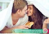 Cách tăng ham muốn tình dục cho phái mạnh bằng thực phẩm tự nhiên