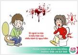 Đi ngoài ra máu tươi - Dấu hiệu cảnh báo bệnh nguy hiểm