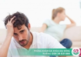 Nguyên nhân liệt dương ở nam giới