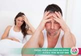Nguyên nhân khiến đầu dương vật bị sưng sau khi quan hệ