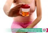 Tiểu ra máu ở nữ có phải là triệu chứng của bệnh lậu?