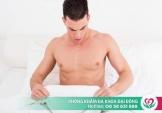 Dấu hiệu cho thấy nam giới bị viêm bao quy đầu