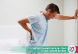 Tiểu buốt dấu hiệu mắc bệnh nam khoa nguy hiểm